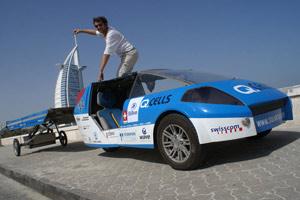 Solarnim taksijem oko svijeta